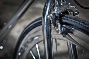 Stance Chrome fixed gear chainset