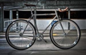 Stance Chrome fixie bikes