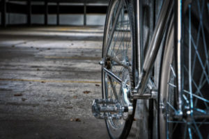 Stance Chrome fixed gear pedal