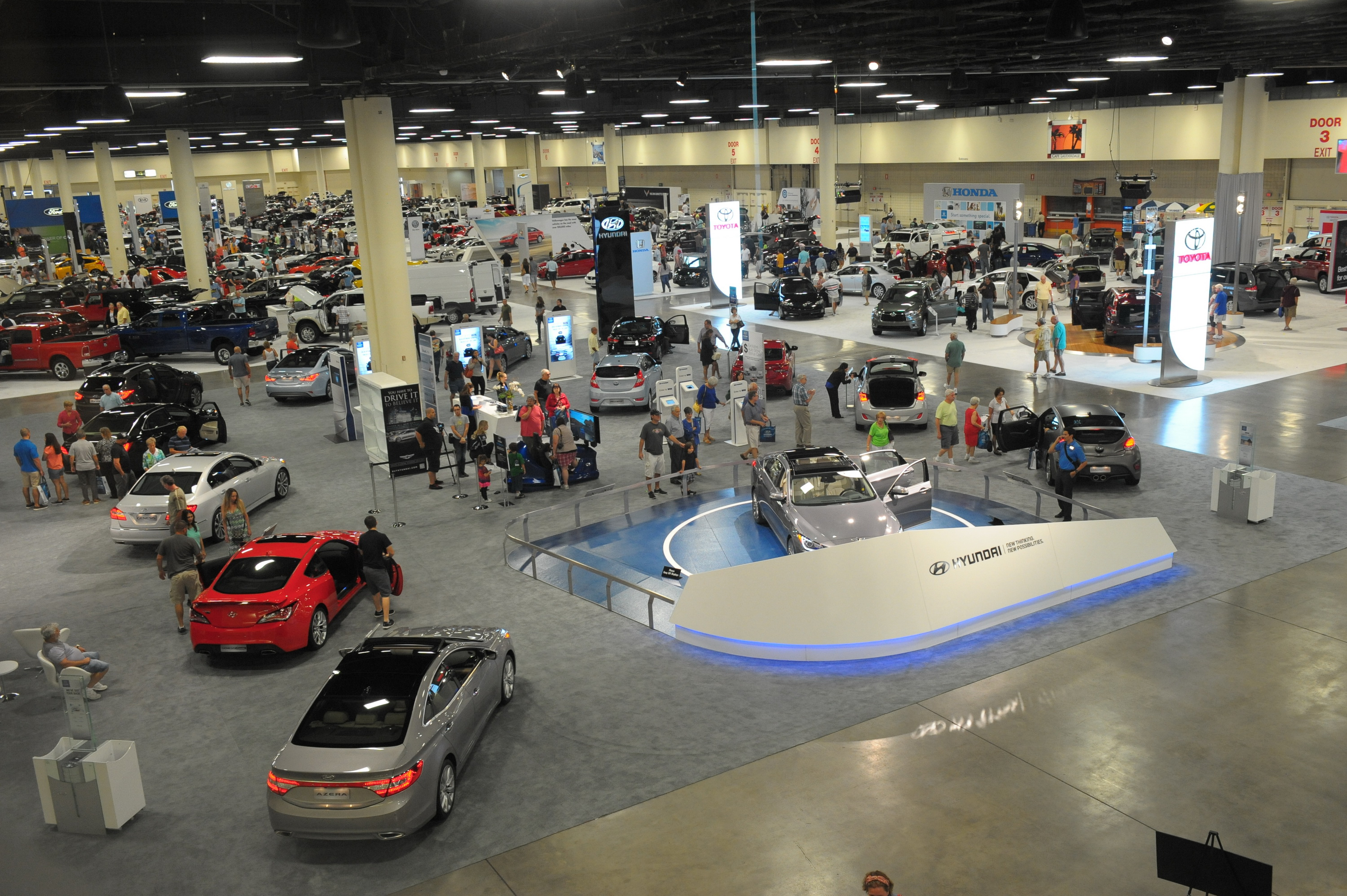 Fort Lauderdale Auto Show Information March Fort Lauderdale - Car show tickets 2018